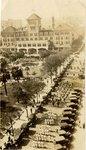 Photograph: Parade near Hemming Park, Jacksonville, Florida 1900's