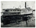 Photograph: City of Jacksonville Steamboat built in 1882, 1920's