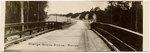"Photograph: Panoramic photo labeled ""Orange Grove Scene;"" 1920's"