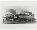 Photograph: Florida East Coast Railroad, Jacksonville, Florida, May 20, 1924