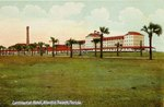 Postcard: Continental Hotel, Atlantic Beach, Florida