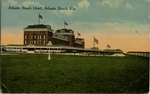 Postcard: Atlantic Beach Hotel, Atlantic Beach, Fla