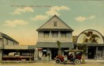 Postcard: The Post Office, Pablo Beach, Florida
