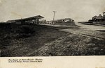 Postcard: The Depot at Pablo Beach, Florida; 1900-1924