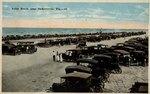 Postcard: Pablo Beach near Jacksonville, Florida