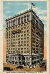 Postcard: Hotel George Washington, Jacksonville, Florida