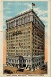 Postcard: Hotel George Washington, Jacksonville, Florida