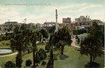 Postcard: Hemming Park, Jacksonville, Florida; 1900's