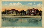 Postcard: Beautiful Homes on River Boulevard, Riverside, Jacksonville, Florida; 1900's