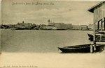 Postcard: Jacksonville from St. Johns River, Fla; 1900