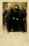 Postcard: Group Portrait, Jacksonville, Florida; 1900's