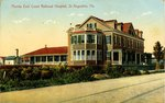 Postcard: Florida East Coast Railroad Hospital, St. Augustine, Florida