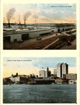 Souvenir Postcard Folder: Souvenir Folder of Beautiful Jacksonville, Florida
