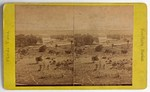 Stereograph Card: Florida Views, Southern Series, Ft. George Hotel, Fort George Island, Florida; 1870-1890s