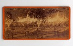 Stereograph Card: St James Hotel, Jacksonville, Florida; 1870-1890's