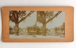 Stereograph Card: St James Hotel Grounds, Jacksonville, Fla.; 1870-1890's