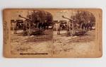 Stereograph Card: Sugar Cane Mill, Mandarin, Fla.; 1870-1900
