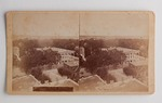 Stereograph Card: Jacksonville from the Grand National, Jacksonville, Florida; Undated