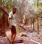 Fenceline Trail Construction