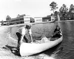 Canoeing Boathouse Lake