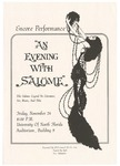 An Evening with Salome