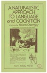 A Naturalistic Approach to Language and Cognition