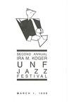 Second Annual Ira M. Koger UNF Jazz Festival