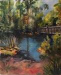 Bridge over Lake Oneida