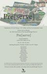 A Pre[serve] Show Poster