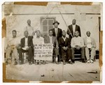 Photograph: Group Portrait, Pride Of West Memphis #455 by R. Lee Thomas