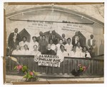 Photograph: Group Portrait, St. Phillip A.M.E Church by R. Lee Thomas