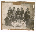 Photograph: Group Portrait, Lucky 14 Social Club by R. Lee Thomas