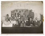 Photograph: Group Portrait, Calvary Baptist Church by R. Lee Thomas