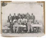 Photograph: Group Portrait, Rising Sun Baptist Church by R. Lee Thomas
