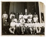 Photograph: Group Portrait, Unidentified Men by R. Lee Thomas