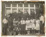 Photograph: Group Portrait, Marion Arkansas High by R. Lee Thomas