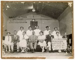 Photograph: Group Portrait, New Hope Baptist Church by R. Lee Thomas