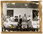 Photograph: Group Portrait, Baptist Church by R. Lee Thomas