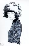 Portrait of Edna Saffy