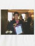 Photograph: Dr. Edna L Saffy, Democratic Women's Information Network