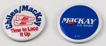 MacKay Campaign Buttons