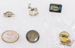 Assorted Political Lapel Pins