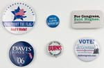 Assorted Political Buttons