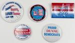 Florida Democrat Campaign Button