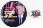 Bill Clinton Inauguration Buttons