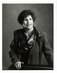 Photograph: Dr. Edna Saffy. Circa 1980-1996