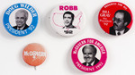 Assorted Presidential Campaign Buttons