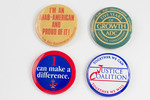 Assorted Committee/Coalition Buttons