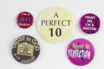 Assorted Pin-back Buttons