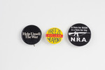 Assorted Anti-war/Anti-Weapon Buttons